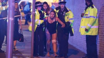 Explosion bei Konzert in Manchester
