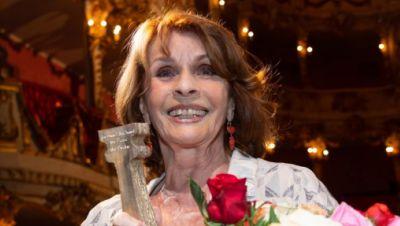 Senta Berger mit Film-Friedenspreis geehrt