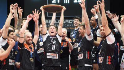 Deutscher Volleyball-Meister: BR Volleys