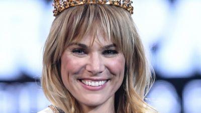 """Miss Schleswig-Holstein Leonie Charlotte von Hase wird im Europa-Park zur """"Miss Germany 2020"""" gekürt."""
