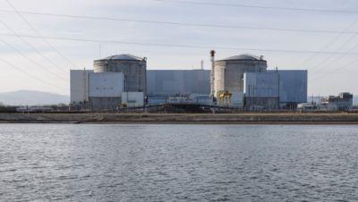 Das betriebsälteste Atomkraftwerk Frankreichs wird endgültig abgeschaltet.