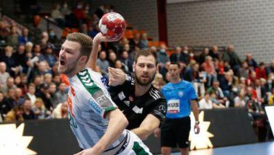 DHB Pokal SCM gegenTuS N-Lübbecke