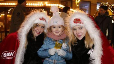 Weihnachtsengel in Halberstadt