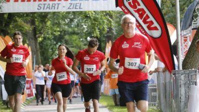 Firmenstaffellauf Halle 2021