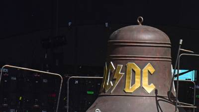 AC/DC-Bühne