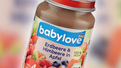 Babyfrüchtenahrung