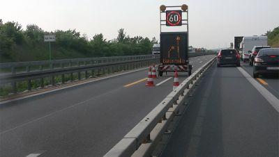 Baustelle A14