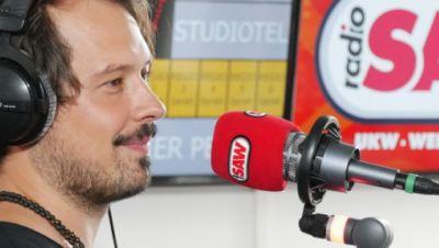 Benne bei radio SAW