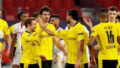 Borussia Dortmund beim FC Sevilla