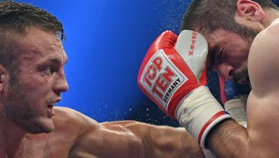 Boxer Adam Deines