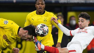 Borussia Dortmund - FC Sevilla
