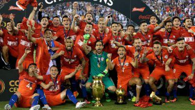Chile gewinnt Copa America