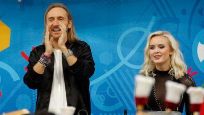 David Guetta, Zara Larsson