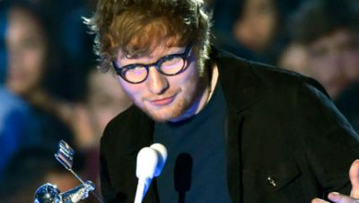 Ed Sheeran, MTV VMA
