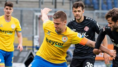 Eintracht Braunschweig - Würzburger Kickers