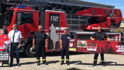 Wolfsburger Feuerwehr