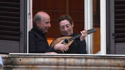 Flashmob sonoro, Italien