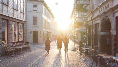 Symbolbild: Fußgänger