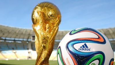 Fussball WM Pokal