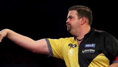Darts-Spieler Gabriel Clemens
