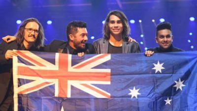 Isaiah für Australien
