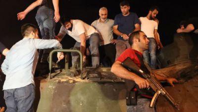 Putschversuch in Türkei