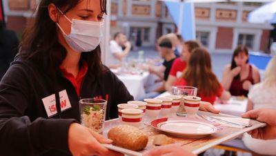 Die gesunde Frühstückspause in Barleben