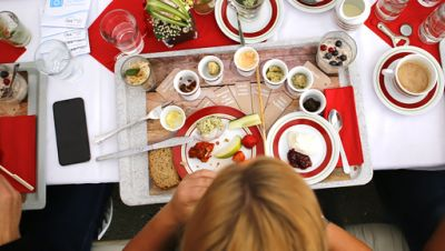 Die gesunde Frühstückspause in Oschersleben