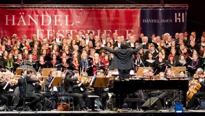 Händel Festspiele in Halle