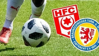 Hallescher FC, Eintracht Braunschweig