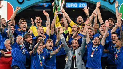 Italien Europameister 2021