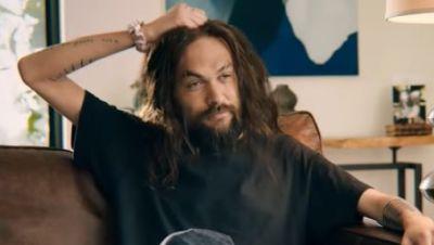 Jason Momoa im Super Bowl Werbespot von Rocket Mortgage