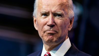 Gewählter US-Präsident Joe Biden