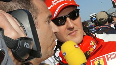 Kai Ebel, Michael Schumacher