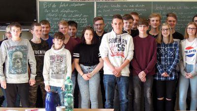 Klasse übersetzt in Barby