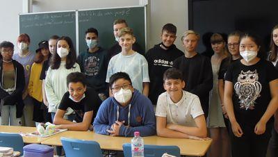 Klasse übersetzt! in Halle