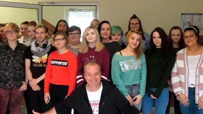 Klasse übersetzt! in Quedlinburg