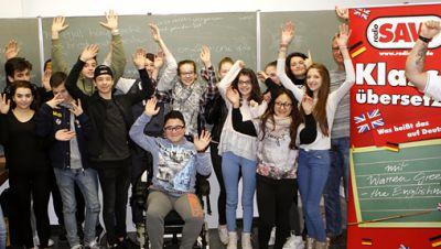 Klasse übersetzt in Wolfsburg