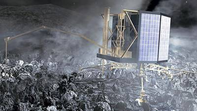 Mini-Labor «Philae»