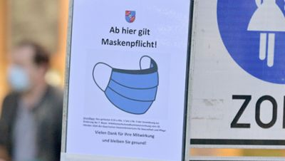 Maskenpflicht im Berchtesgadener Land