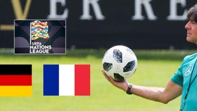 Nations League: Deutschland - Frankreich