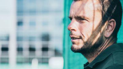 Peter Sauer - Greenkeeper beim VfL Wolfsburg