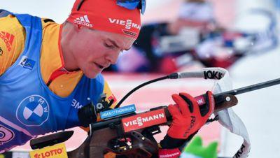Biathlet Philipp Horn