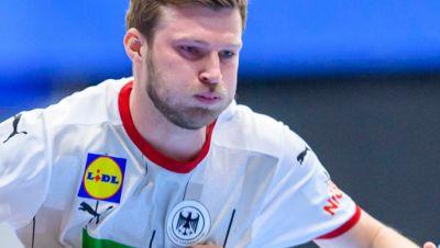 Philipp Weber,  Handball