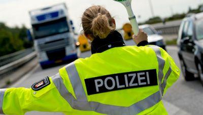 Polizei, Polizeikontrolle