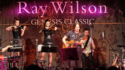 Ray Wilson & The Genesis Classic Quintett