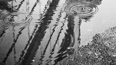 Regenpfütze