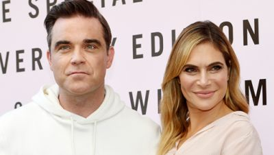 Robbie Williams, Ayda Field Williams