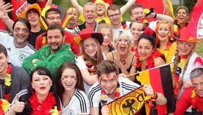 SAW Team im WM-Fieber