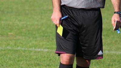 Fußball-Schiedsrichter